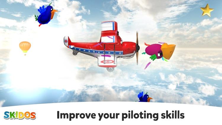 Airplane Games for Kids screenshot-5