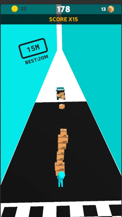 Box Stack Tower Balance screenshot 3
