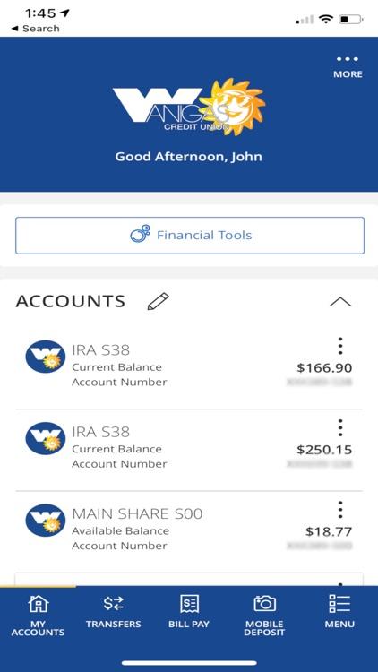 Wanigas Mobile Banking