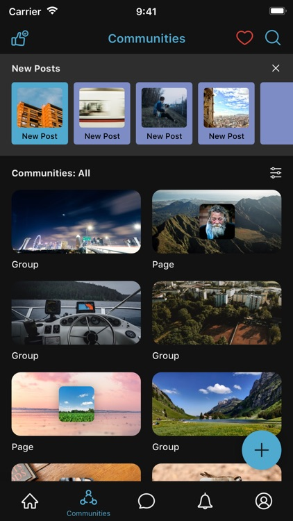 MeWe Network screenshot-5