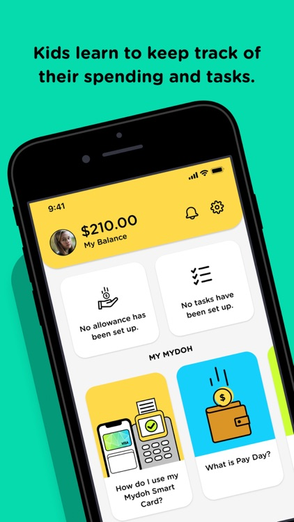 Mydoh - Smart Card for Kids screenshot-5