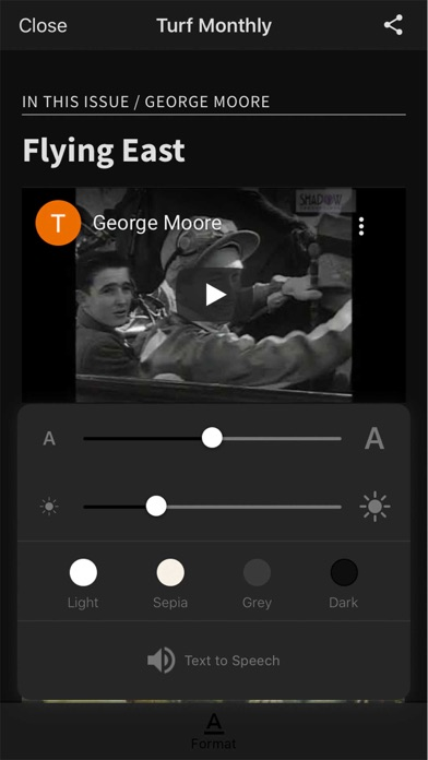 Turf MonthlyScreenshot of 4