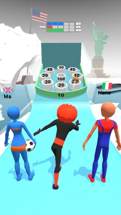 Skee Ball.io screenshot 2