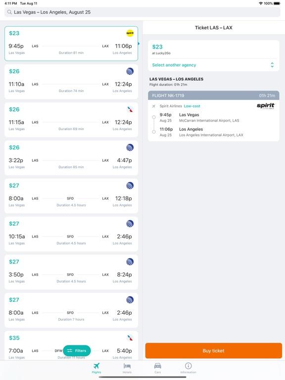 格安航空券 — 価格全航空会社を比較 格安航空券検索のおすすめ画像3