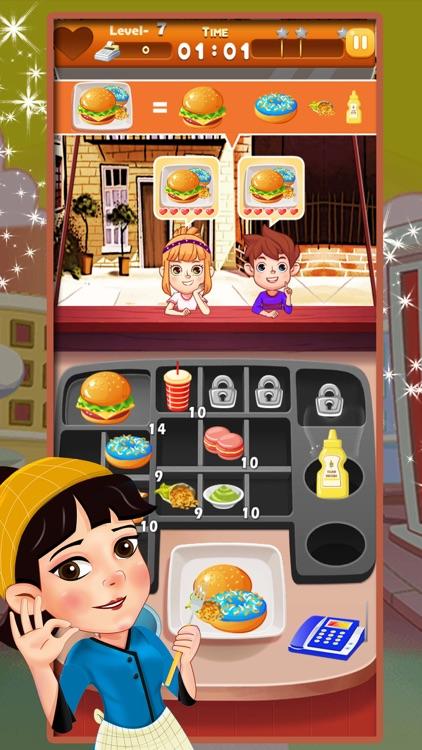 Fast Food Express Mania screenshot-4