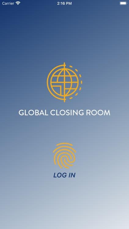 Global Closing Room screenshot-3