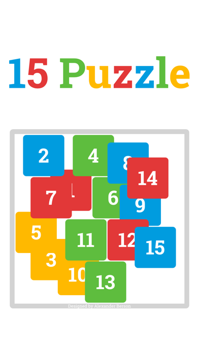 15 Puzzle for Kids*紹介画像2