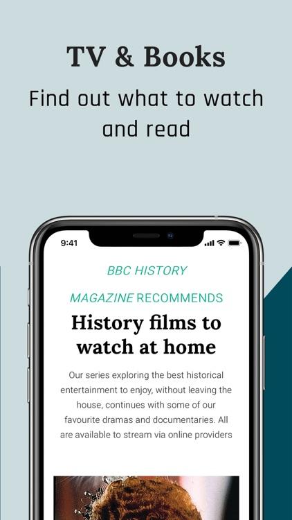 BBC History Magazine screenshot-6