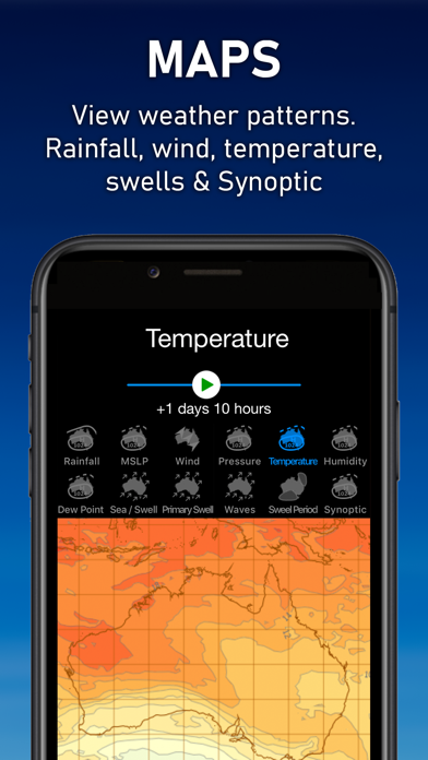 AUS Weatherのおすすめ画像9