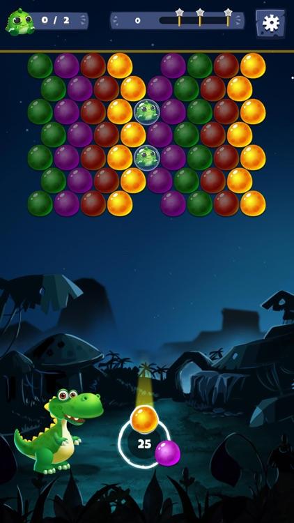 Bubble Shooter Dragon Pop screenshot-0