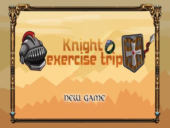 Knight exercise trip screenshot 4