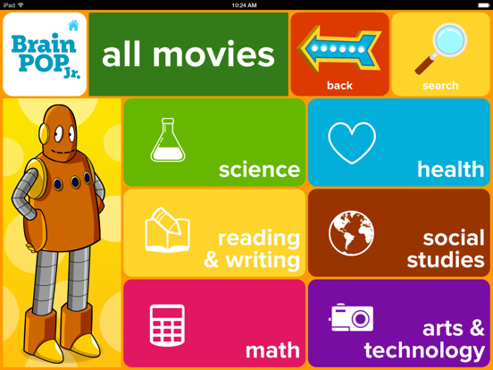 BrainPOP Jr. Movie of the Weekのおすすめ画像2