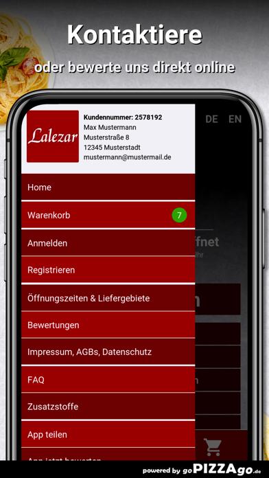 Lalezar Rommelsbach screenshot 3