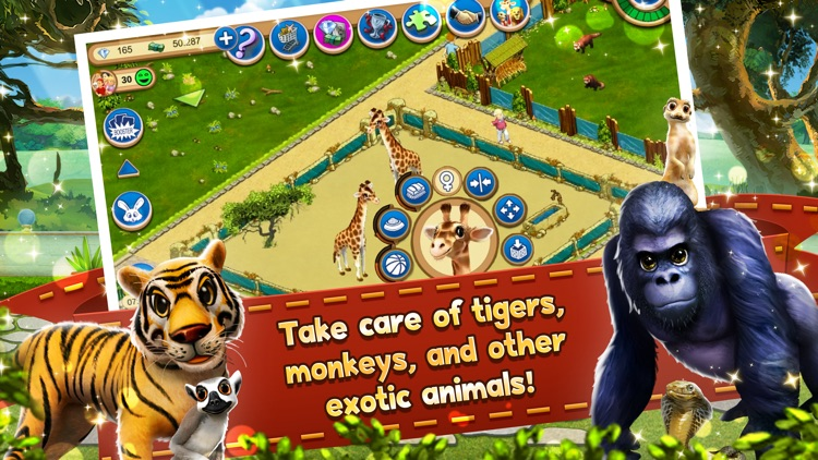 Zoo Mobile screenshot-0