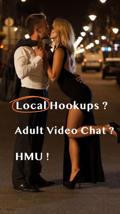 Hook Me Up: Local Hookup App
