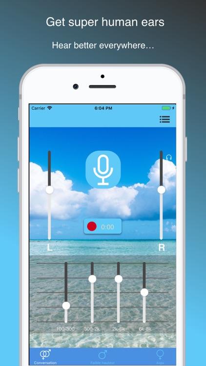 Hearing Aid: Sound Enhancer