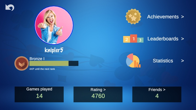 Klaverjas HD Pro screenshot-5