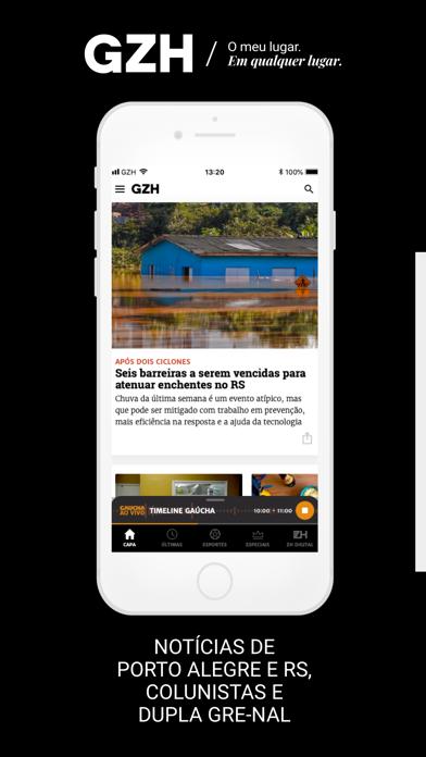 GZH: notícias RSのおすすめ画像1