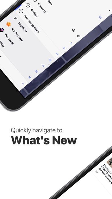 Inoreader - News App & RSSのおすすめ画像4