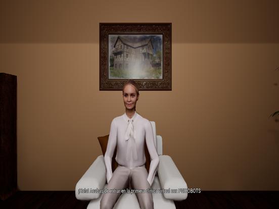 Clínica Virtual de Psicología screenshot 10