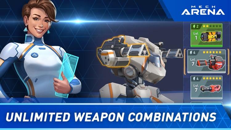 Mech Arena: Robot Showdown screenshot-3