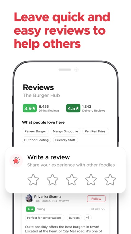 Zomato: Food Delivery & Dining screenshot-6