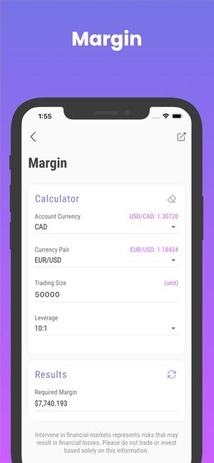 Aplikacja Kalendarzowa Forex iPhone