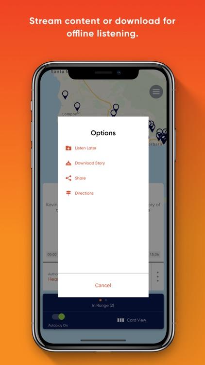 HearHere - Road Trip Companion screenshot-3