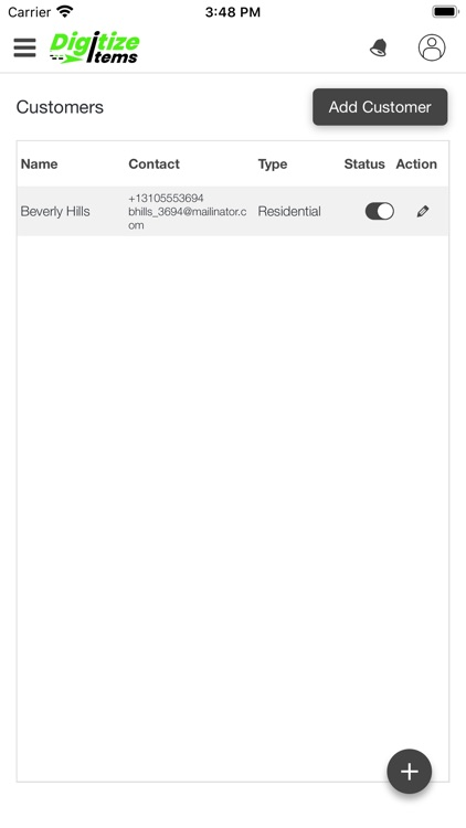Digitize Items screenshot-4