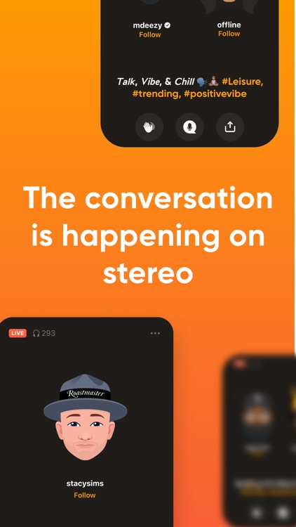 Stereo: Discover Live Podcasts screenshot-8