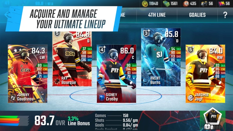 CBS Franchise Hockey 2021 screenshot-0