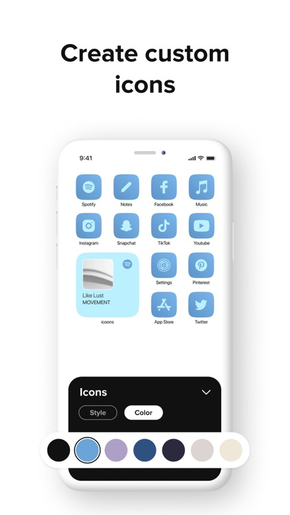 App Icon Changer & Themer