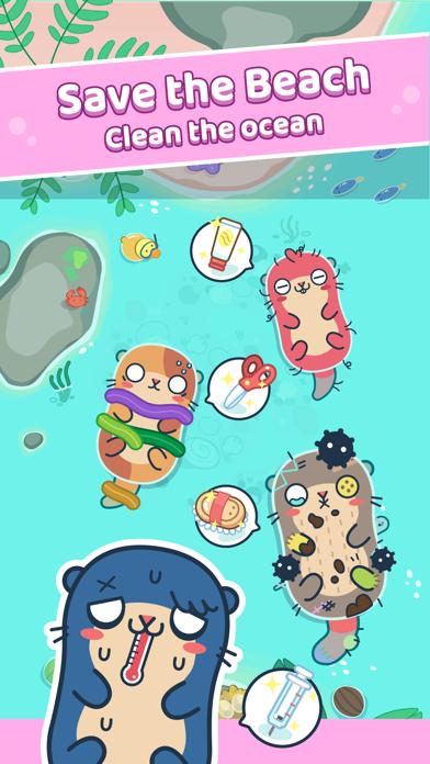 Otter Ocean - Treasure Hunt screenshot 1