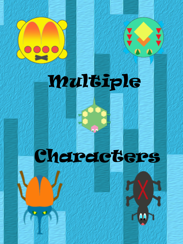 Beep The Beetles, game for IOS