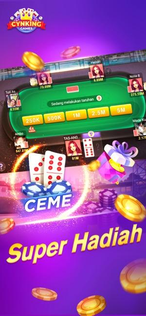 Gaple Domino Poker Online On The App Store