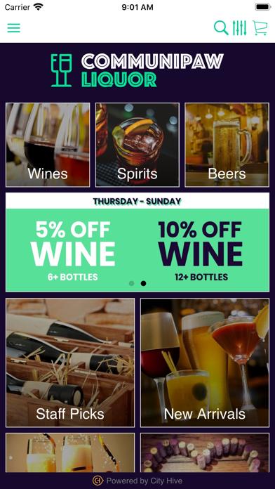 Communipaw LiquorScreenshot of 2