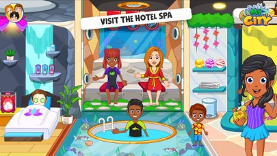 My City : Hotel screenshot 5