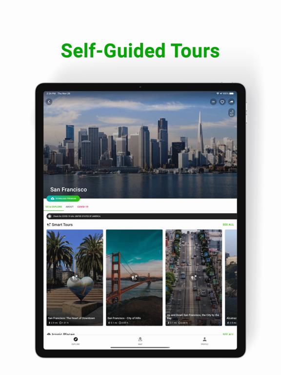 SmartGuide travel guide & mapのおすすめ画像2