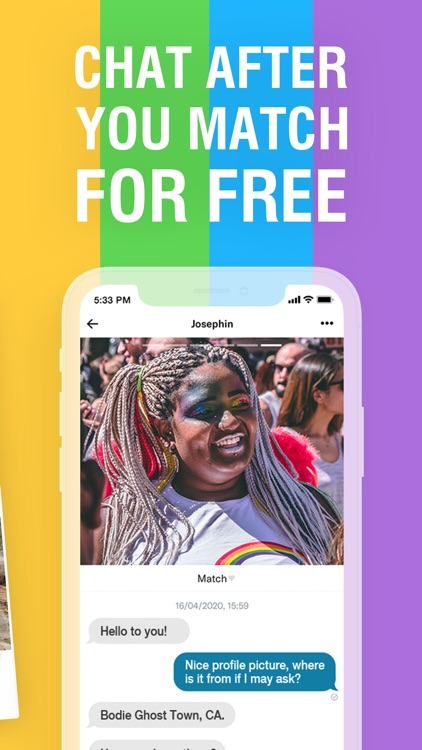 Her Lesbian Lgbtq Dating App By Bloomer Inc