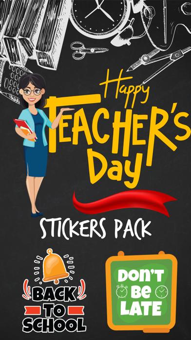 Teacher's Day screenshot 1