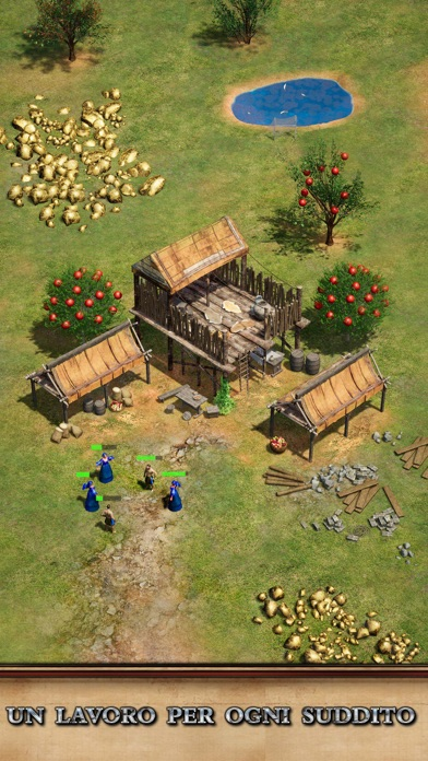 Screenshot of Rise of Empires: Fire and War1