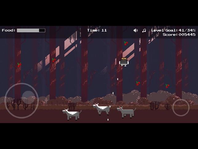 Baron Von Splatz Adventure Owl, game for IOS