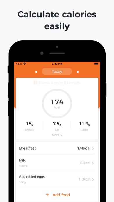 NuFit FoodScreenshot of 1