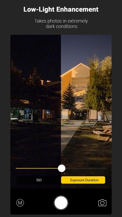 Nightcam: Night Mode Camera screenshot-3
