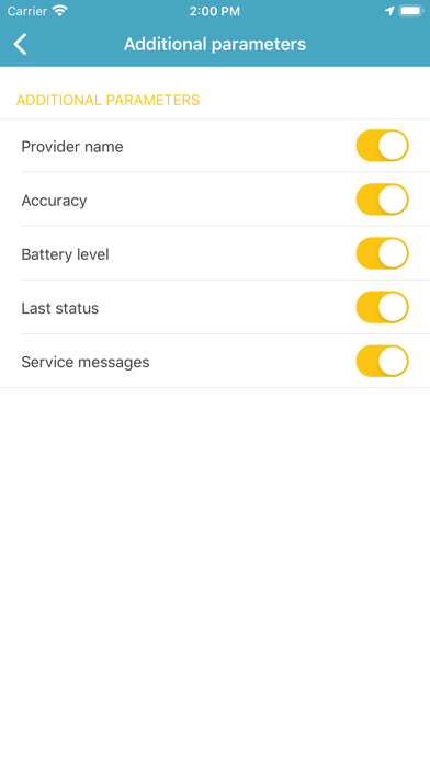 Astreon Mobile screenshot 2