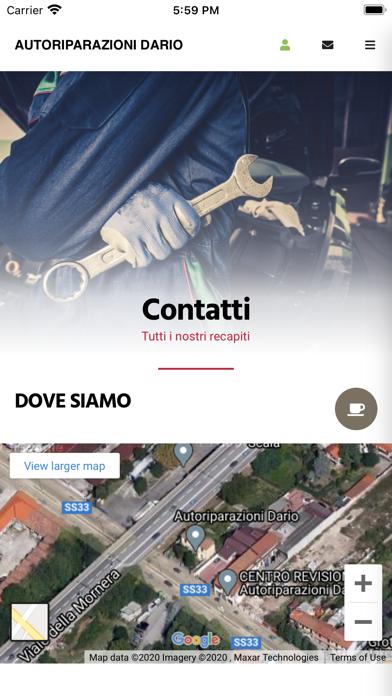 Autoriparazioni Dario Screenshot