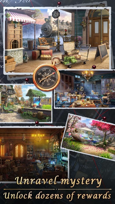 Annie's journey:Hidden Objects screenshot 3