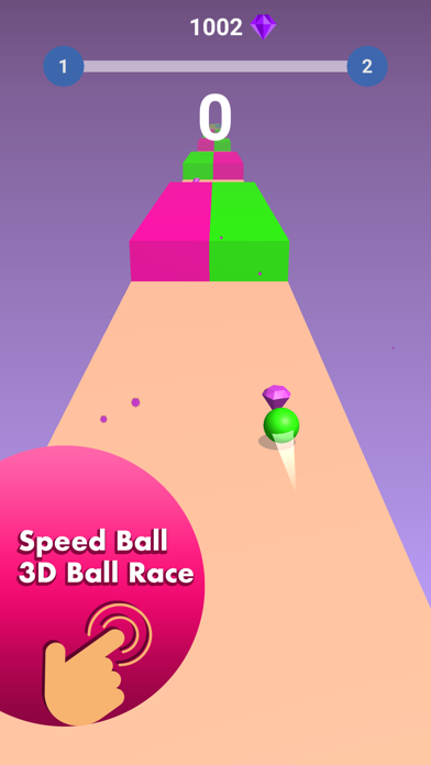 Speed Ball - 3D Ball Race紹介画像2