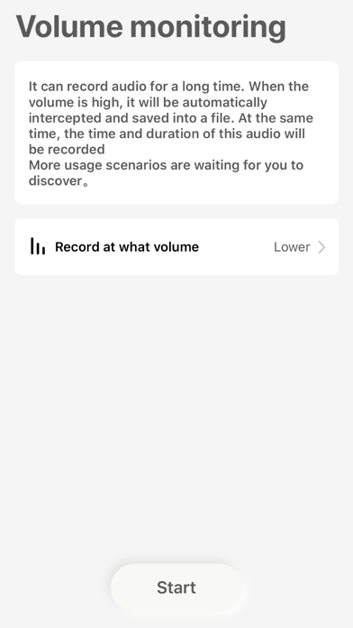 Recording - Voice memo screenshot 5