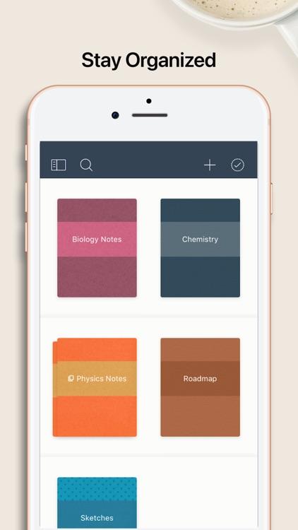 Noteshelf - Notes, Annotations screenshot-6
